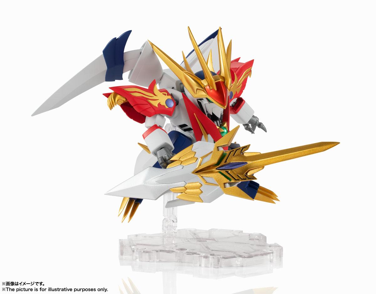 NXEDGE STYLE[MASHIN UNIT]『龍虎丸』魔神英雄伝ワタル 可動フィギュア-005