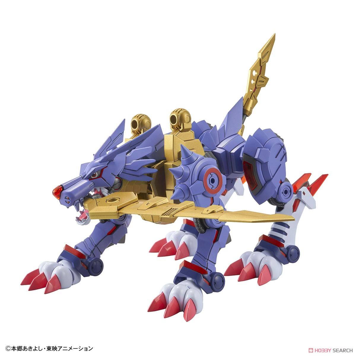【再販】Figure-rise Standard『メタルガルルモン(AMPLIFIED)』デジモンアドベンチャー プラモデル-004