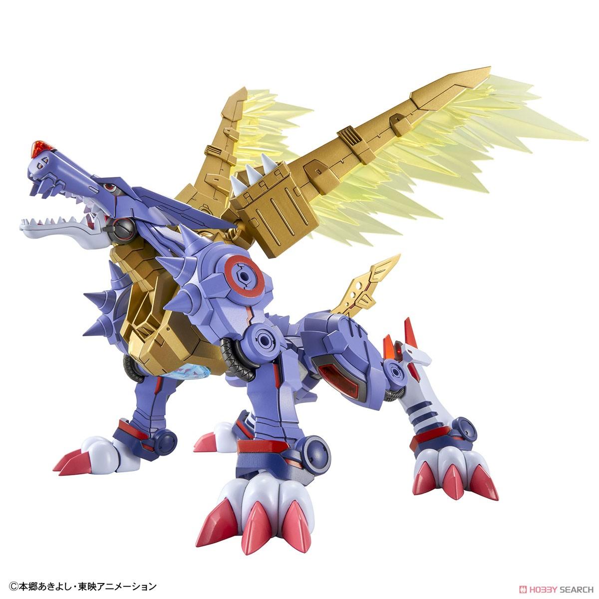 【再販】Figure-rise Standard『メタルガルルモン(AMPLIFIED)』デジモンアドベンチャー プラモデル-008
