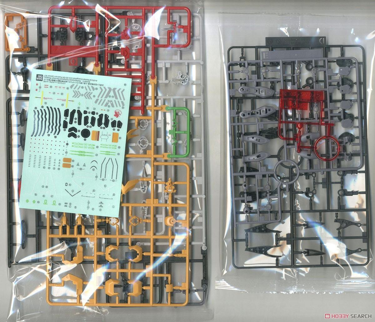 【再販】RG『汎用ヒト型決戦兵器 人造人間エヴァンゲリオン試作零号機DX 陽電子砲セット』プラモデル-020