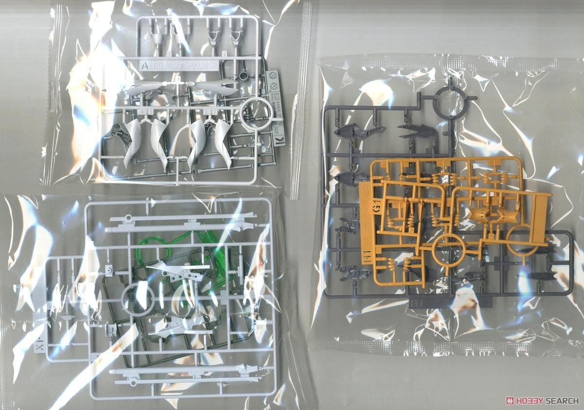 【再販】RG『汎用ヒト型決戦兵器 人造人間エヴァンゲリオン試作零号機DX 陽電子砲セット』プラモデル-023