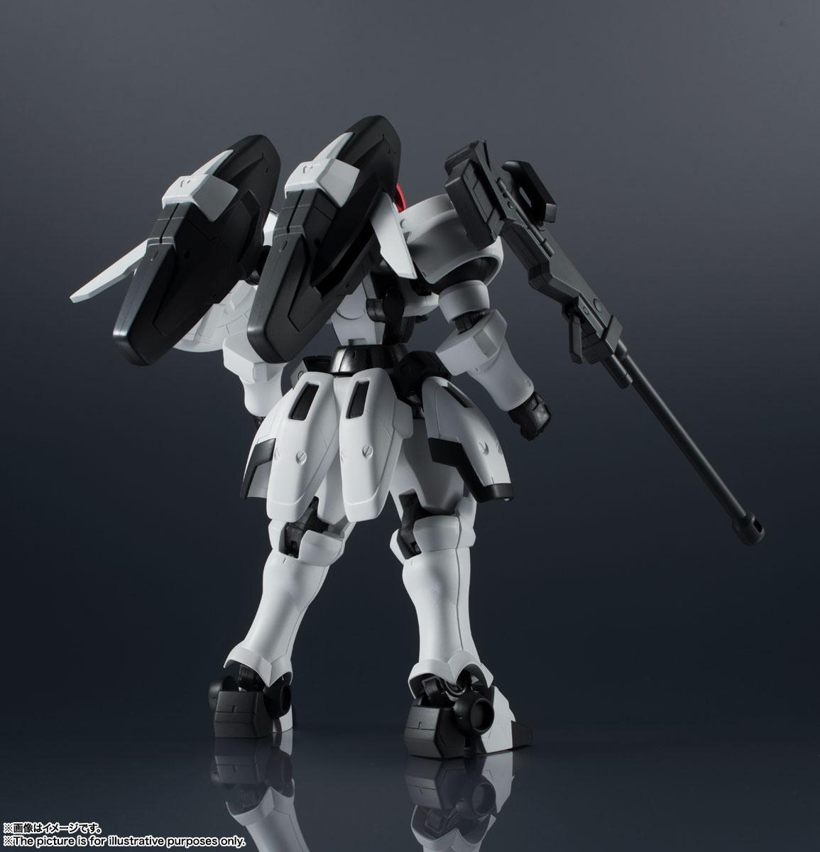 GUNDAM UNIVERSE『OZ-00MS TALLGEESE』トールギス 可動フィギュア-003