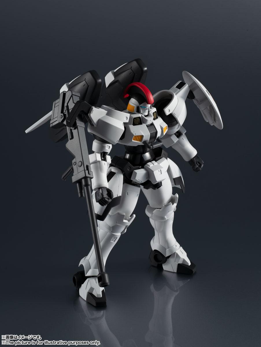 GUNDAM UNIVERSE『OZ-00MS TALLGEESE』トールギス 可動フィギュア-004