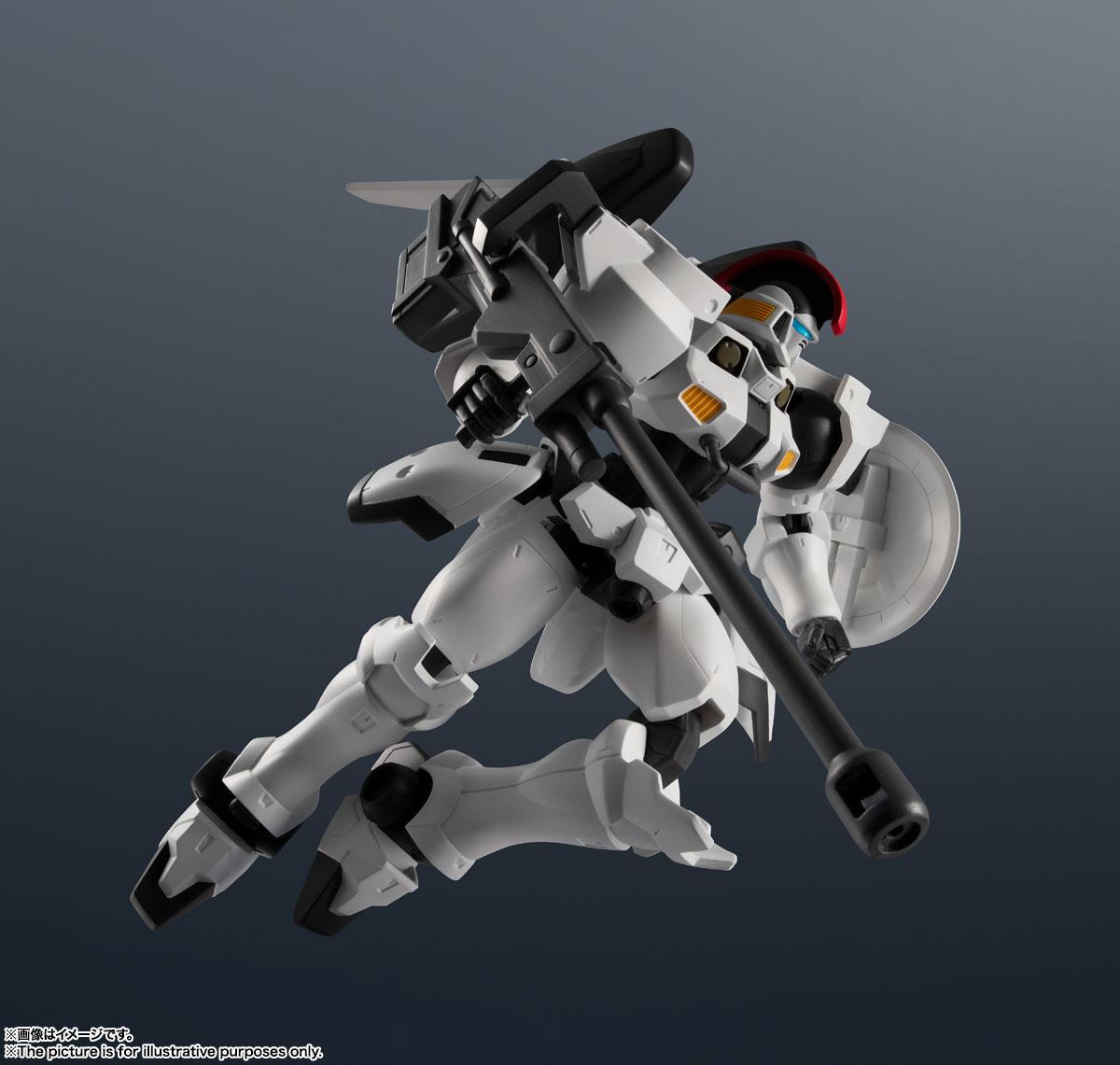 GUNDAM UNIVERSE『OZ-00MS TALLGEESE』トールギス 可動フィギュア-005