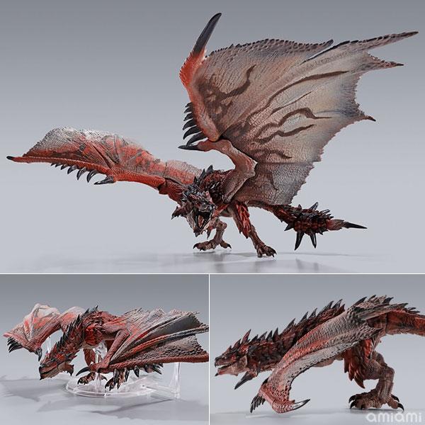 S.H.MonsterArts『リオレウス』モンスターハンター 可動フィギュア