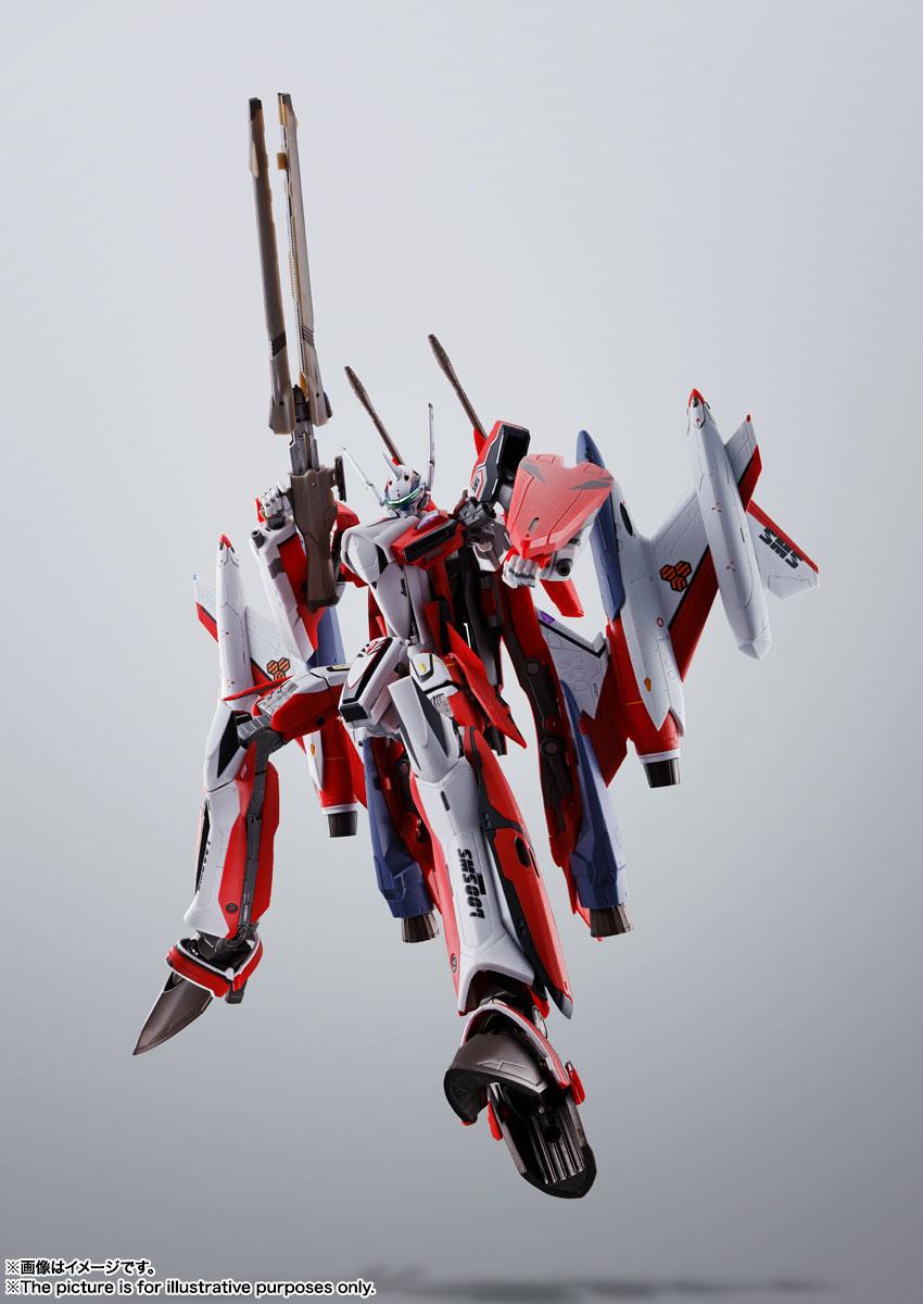 DX超合金『YF-29デュランダルバルキリー(早乙女アルト機)フルセットパック』マクロスF 可変可動フィギュア-001