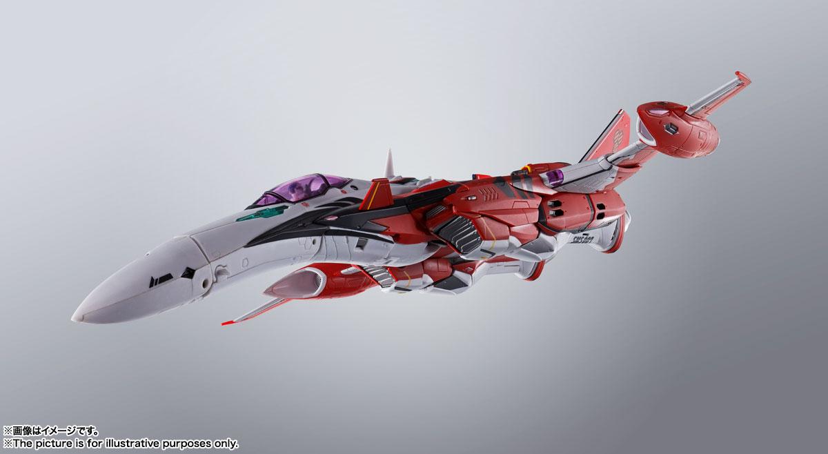 DX超合金『YF-29デュランダルバルキリー(早乙女アルト機)フルセットパック』マクロスF 可変可動フィギュア-005
