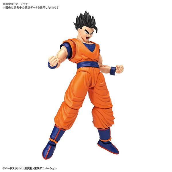 Figure-rise Standard『アルティメット孫悟飯』ドラゴンボールZ プラモデル