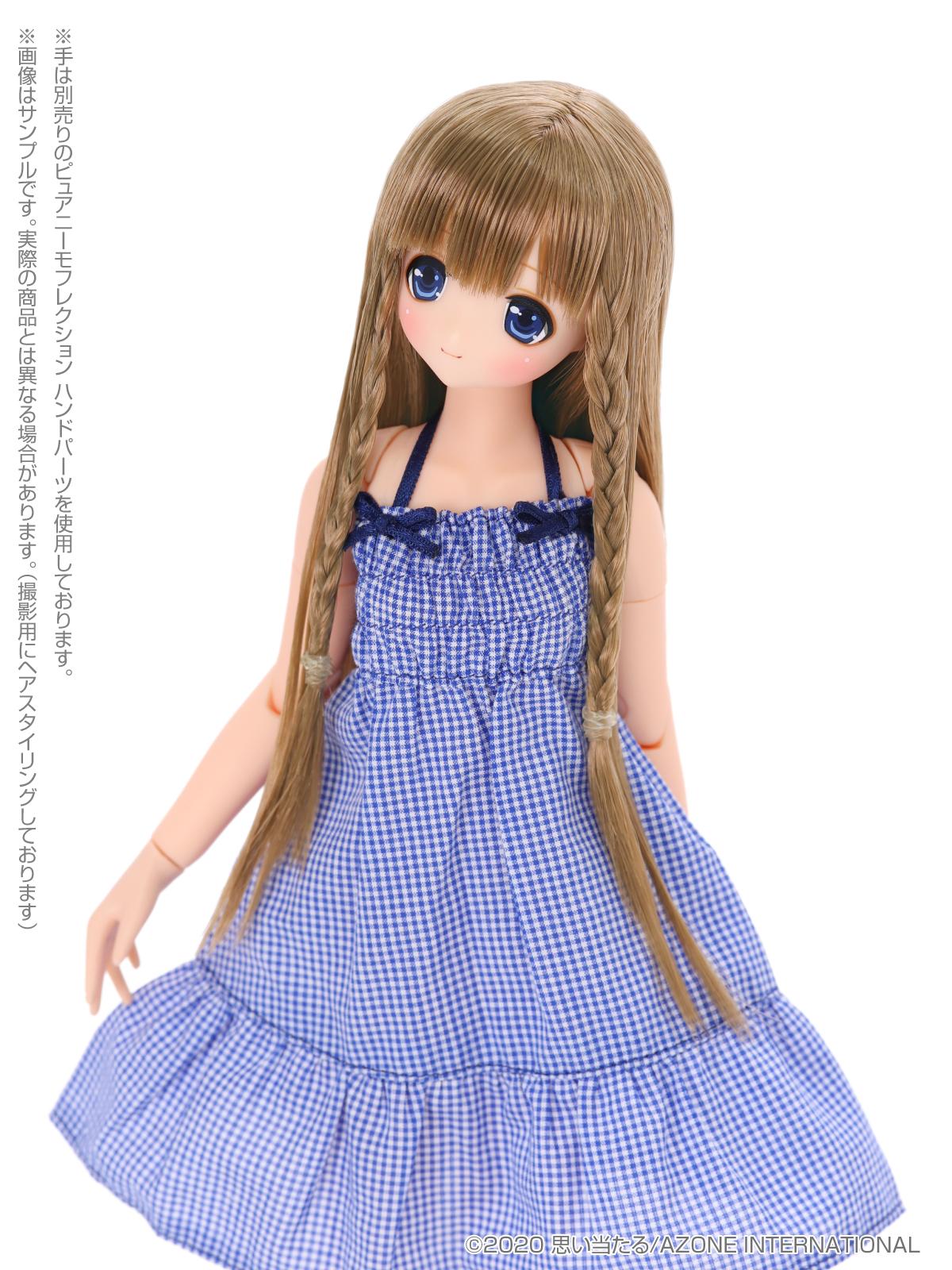 サアラズ ア・ラ・モード『ALISA(アリサ)/ Sweet Home! コーディネイトドールset ~ブラウンゴールドヘア~』1/6 完成品ドール-005