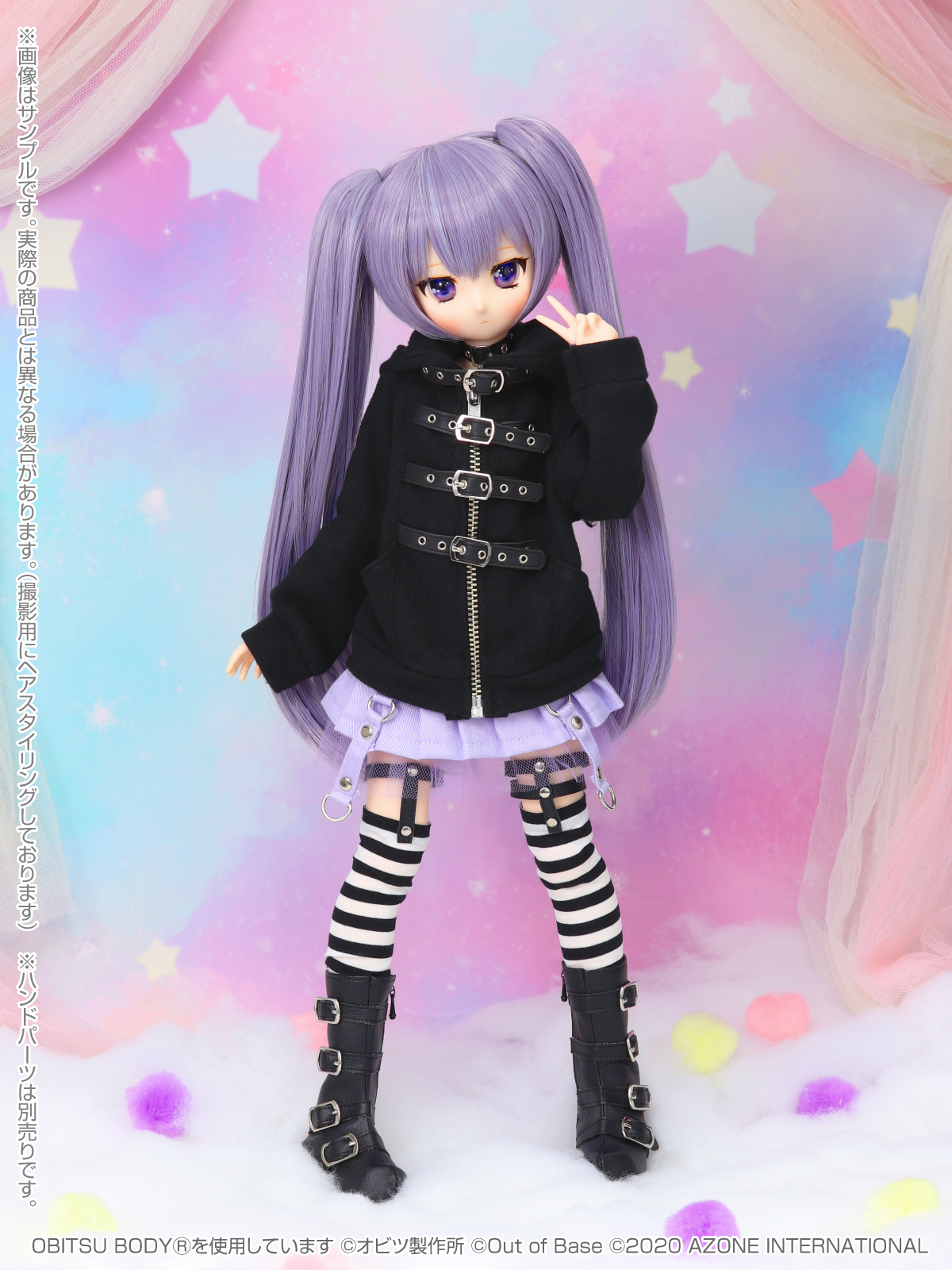 【限定販売】Iris Collect petit『すずね/Noraneko drops ver.1.1(アゾンダイレクトストア販売ver.)』1/3 完成品ドール-001