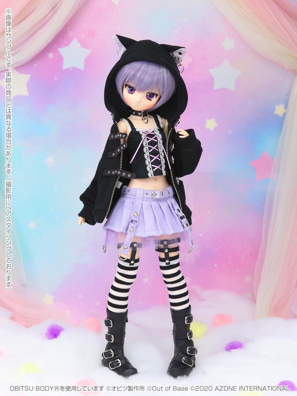 【限定販売】Iris Collect petit『すずね/Noraneko drops ver.1.1(アゾンダイレクトストア販売ver.)』1/3 完成品ドール-002