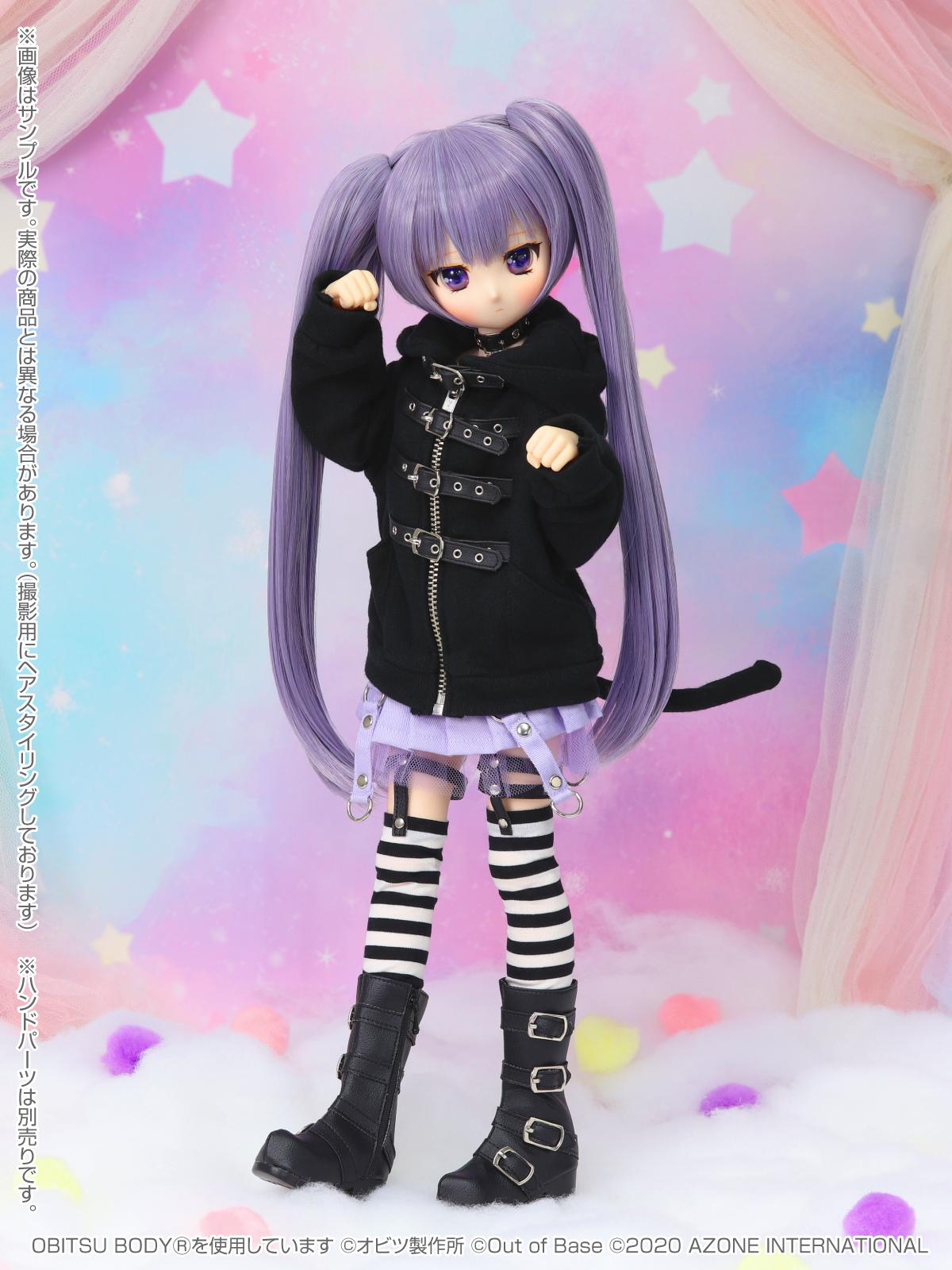 【限定販売】Iris Collect petit『すずね/Noraneko drops ver.1.1(アゾンダイレクトストア販売ver.)』1/3 完成品ドール-003
