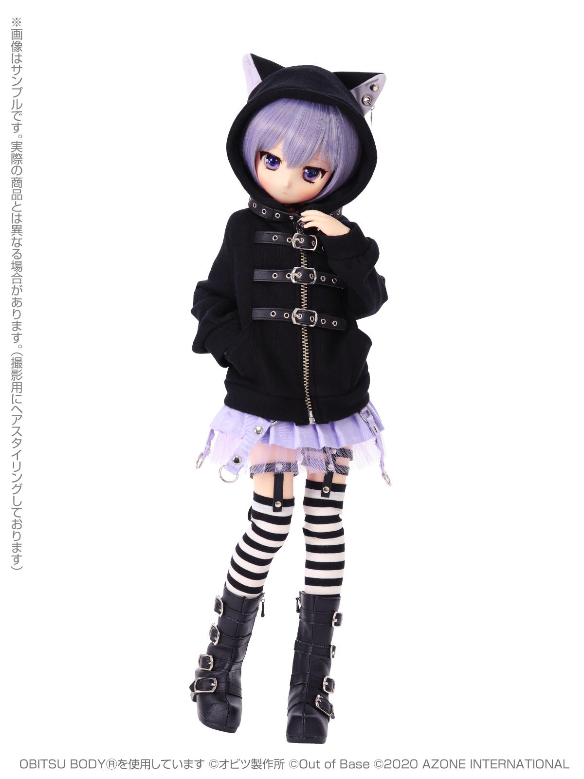 【限定販売】Iris Collect petit『すずね/Noraneko drops ver.1.1(アゾンダイレクトストア販売ver.)』1/3 完成品ドール-004