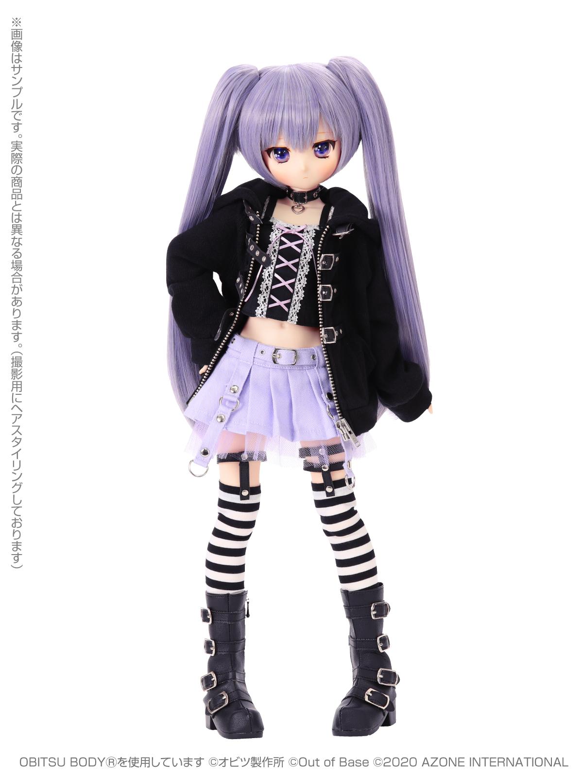 【限定販売】Iris Collect petit『すずね/Noraneko drops ver.1.1(アゾンダイレクトストア販売ver.)』1/3 完成品ドール-005