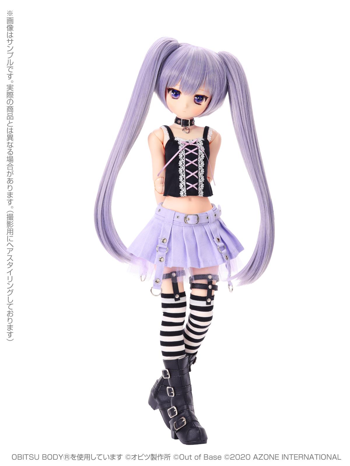 【限定販売】Iris Collect petit『すずね/Noraneko drops ver.1.1(アゾンダイレクトストア販売ver.)』1/3 完成品ドール-006