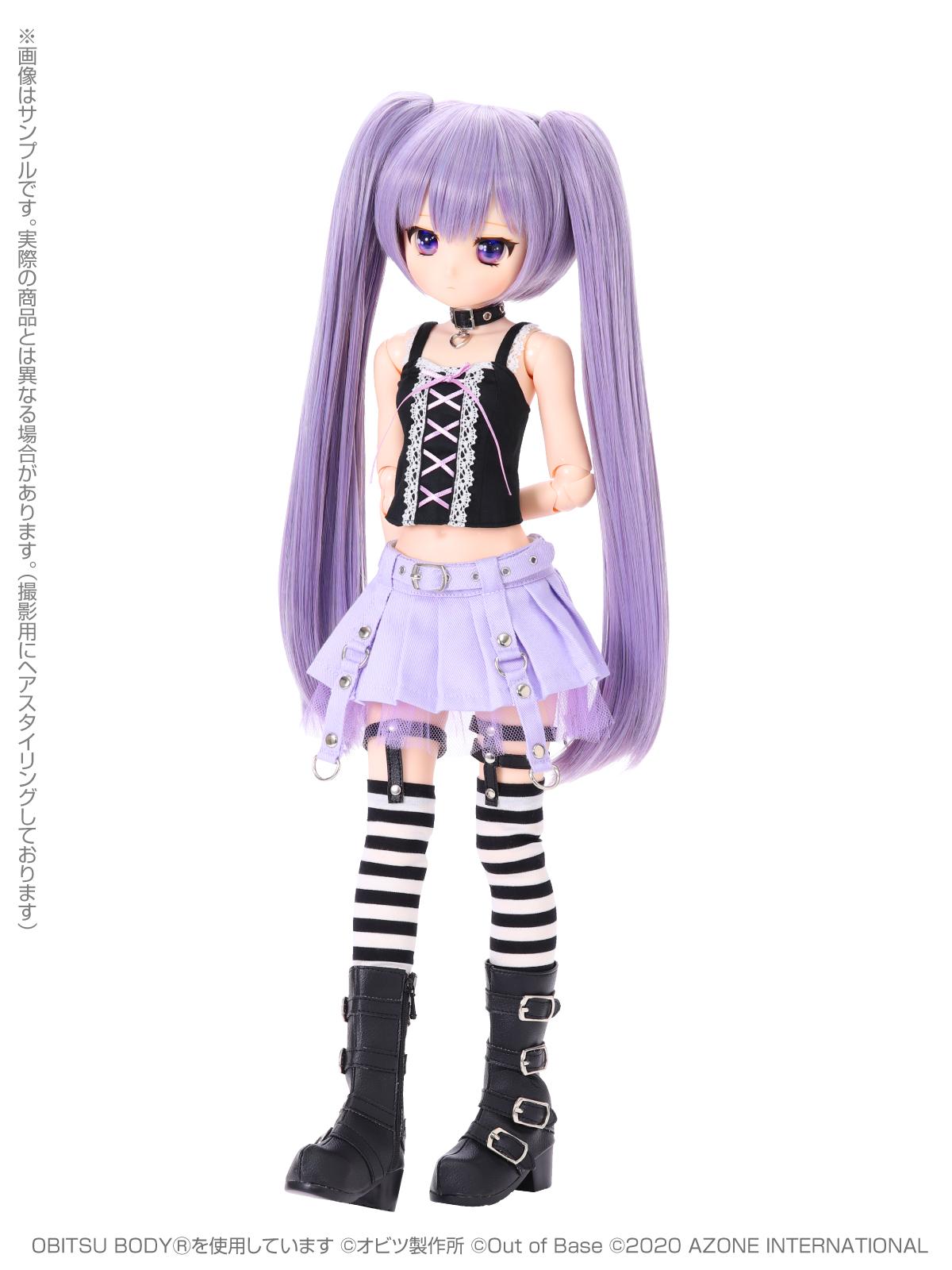 【限定販売】Iris Collect petit『すずね/Noraneko drops ver.1.1(アゾンダイレクトストア販売ver.)』1/3 完成品ドール-007