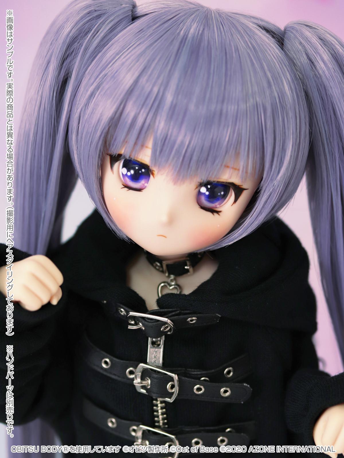 【限定販売】Iris Collect petit『すずね/Noraneko drops ver.1.1(アゾンダイレクトストア販売ver.)』1/3 完成品ドール-008