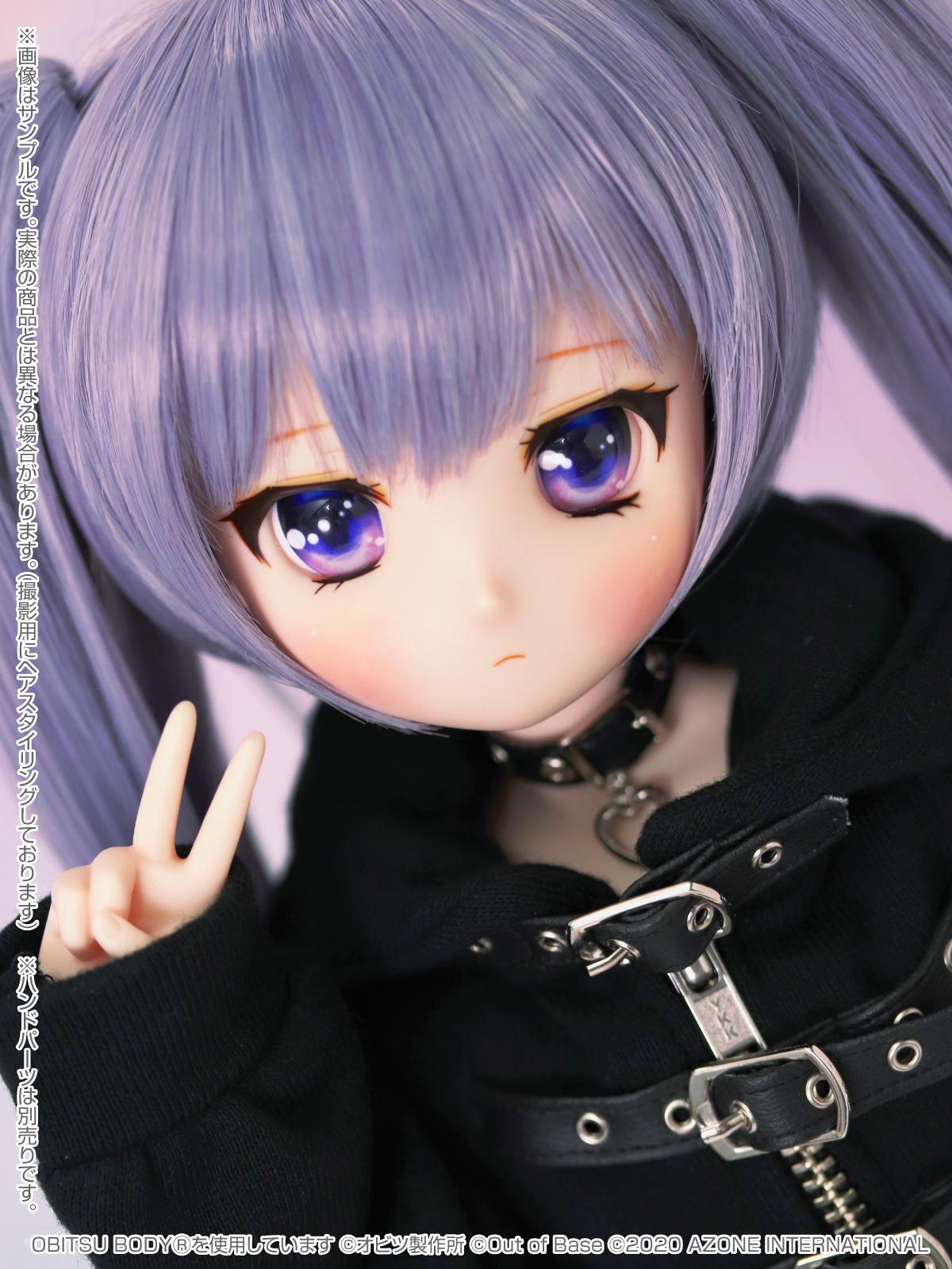 【限定販売】Iris Collect petit『すずね/Noraneko drops ver.1.1(アゾンダイレクトストア販売ver.)』1/3 完成品ドール-009