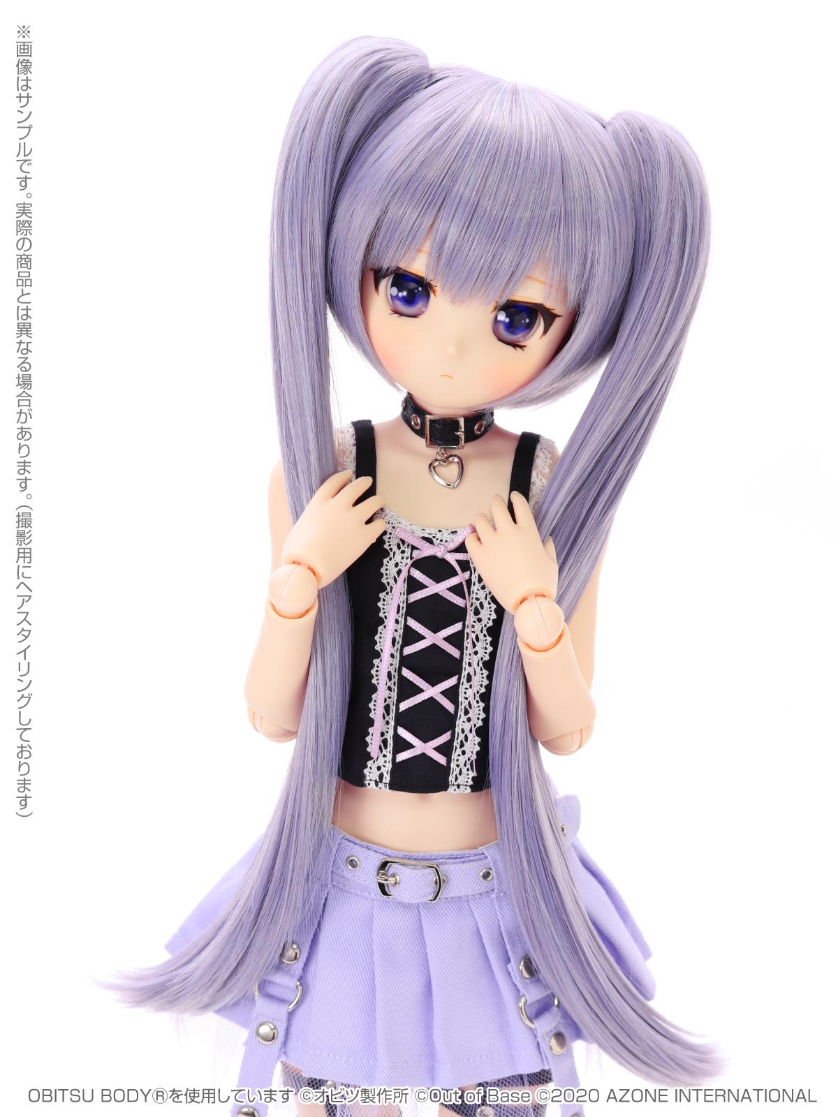 【限定販売】Iris Collect petit『すずね/Noraneko drops ver.1.1(アゾンダイレクトストア販売ver.)』1/3 完成品ドール-012