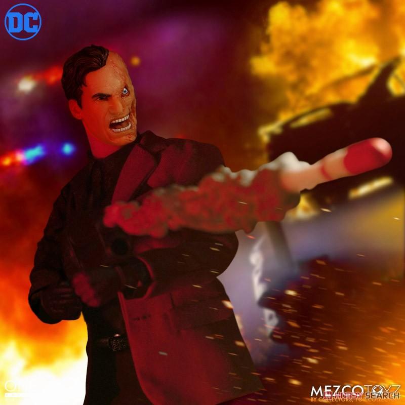 ワン12コレクティブ『トゥーフェイス』DCコミックス 1/12 アクションフィギュア-007