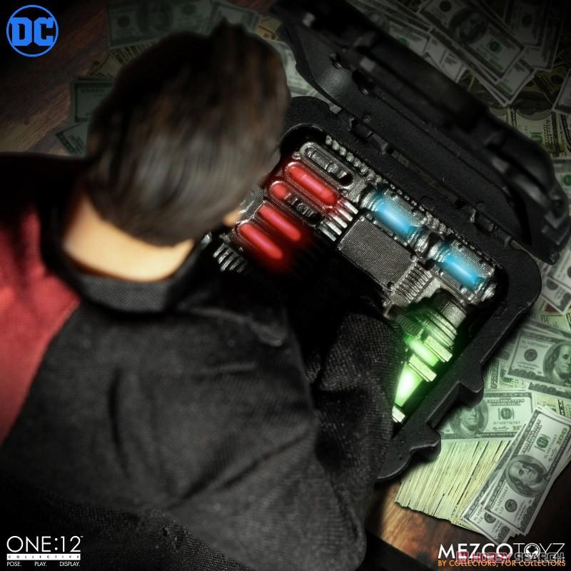 ワン12コレクティブ『トゥーフェイス』DCコミックス 1/12 アクションフィギュア-011