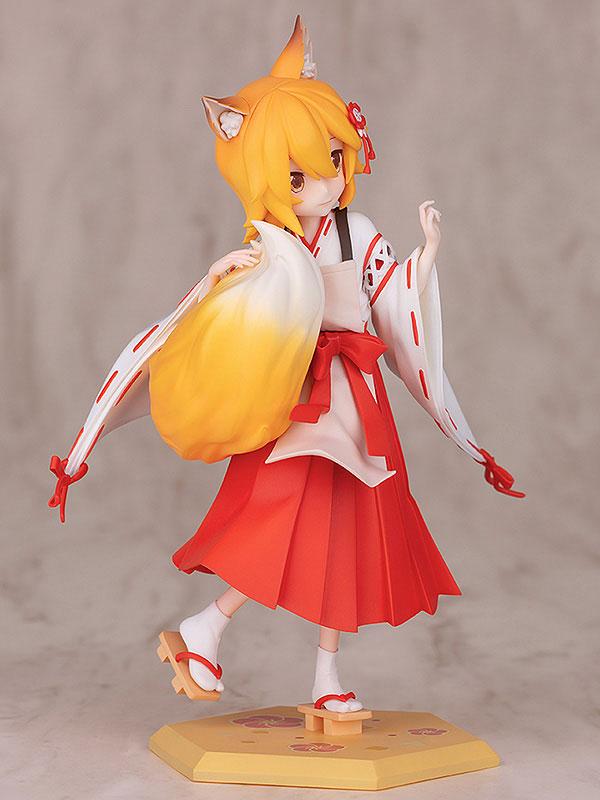 世話やきキツネの仙狐さん『仙狐』1/7 完成品フィギュア-004