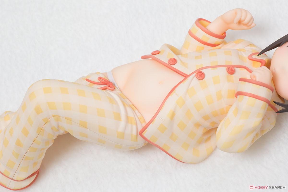コミック阿吽『国天妙 ぱじゃまでもじもじ Illustrated by いぬぶろ』1/5 完成品フィギュア-009