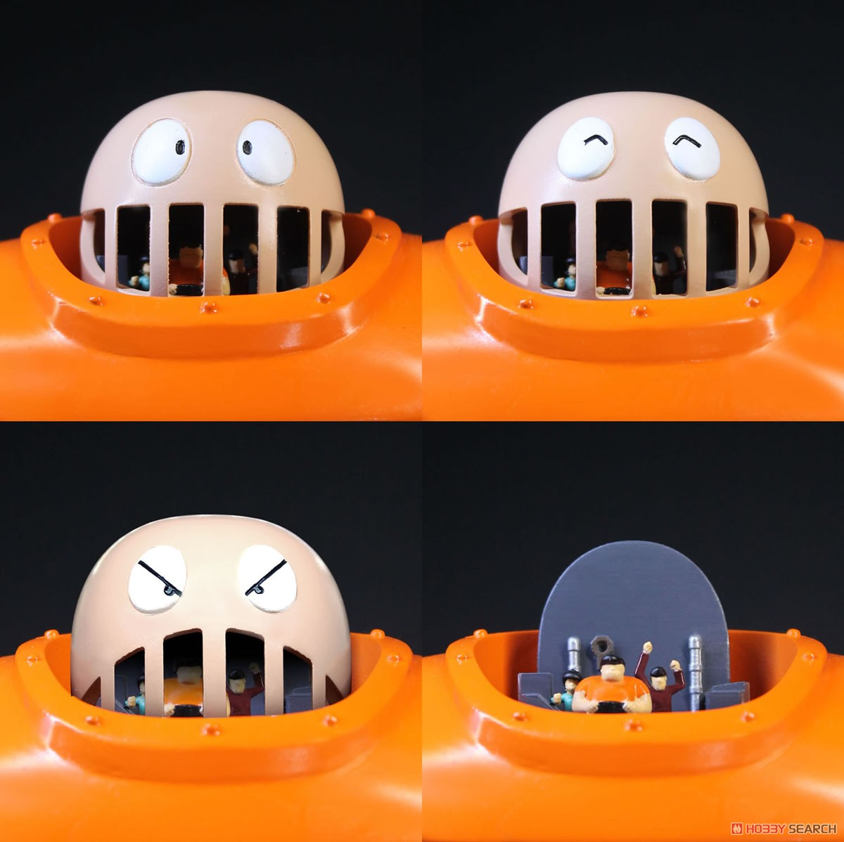 GRAND SOFVI BIGSIZE MODEL『ボスボロット』マジンガーZ ソフビフィギュア-004