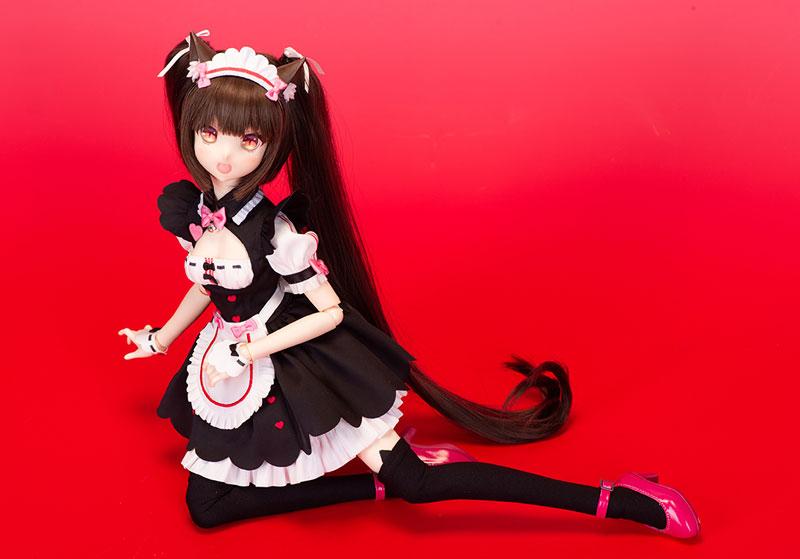 【限定販売】AniFeeシリーズ 002『ショコラ』ネコぱら 1/4 完成品ドール-008