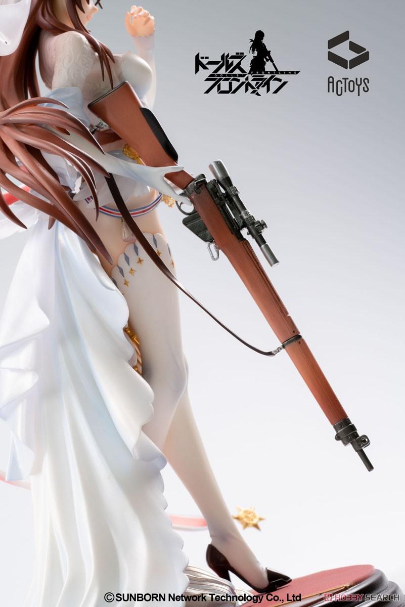 ドールズフロントライン『リー・エンフィールド 一生守り抜くVer.』1/8 完成品フィギュア-015