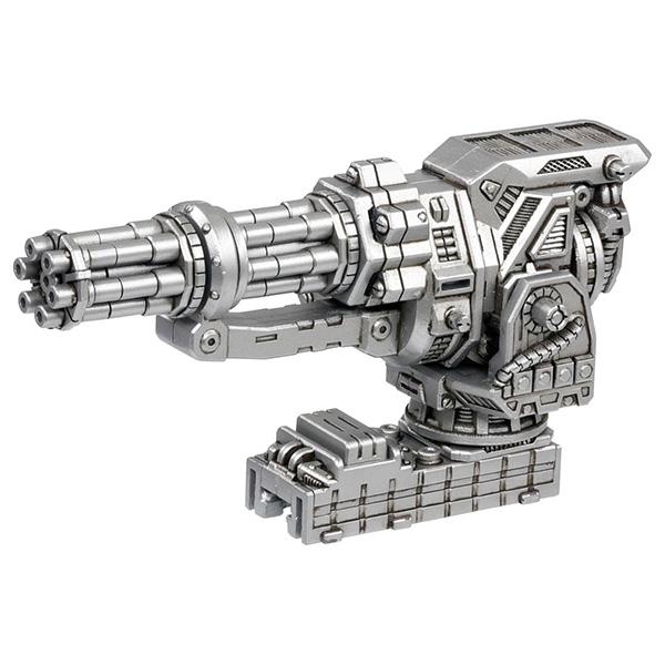 ゾイドワイルド『ZW46 コアドライブウェポン インパクトガトリング』オプションパーツ