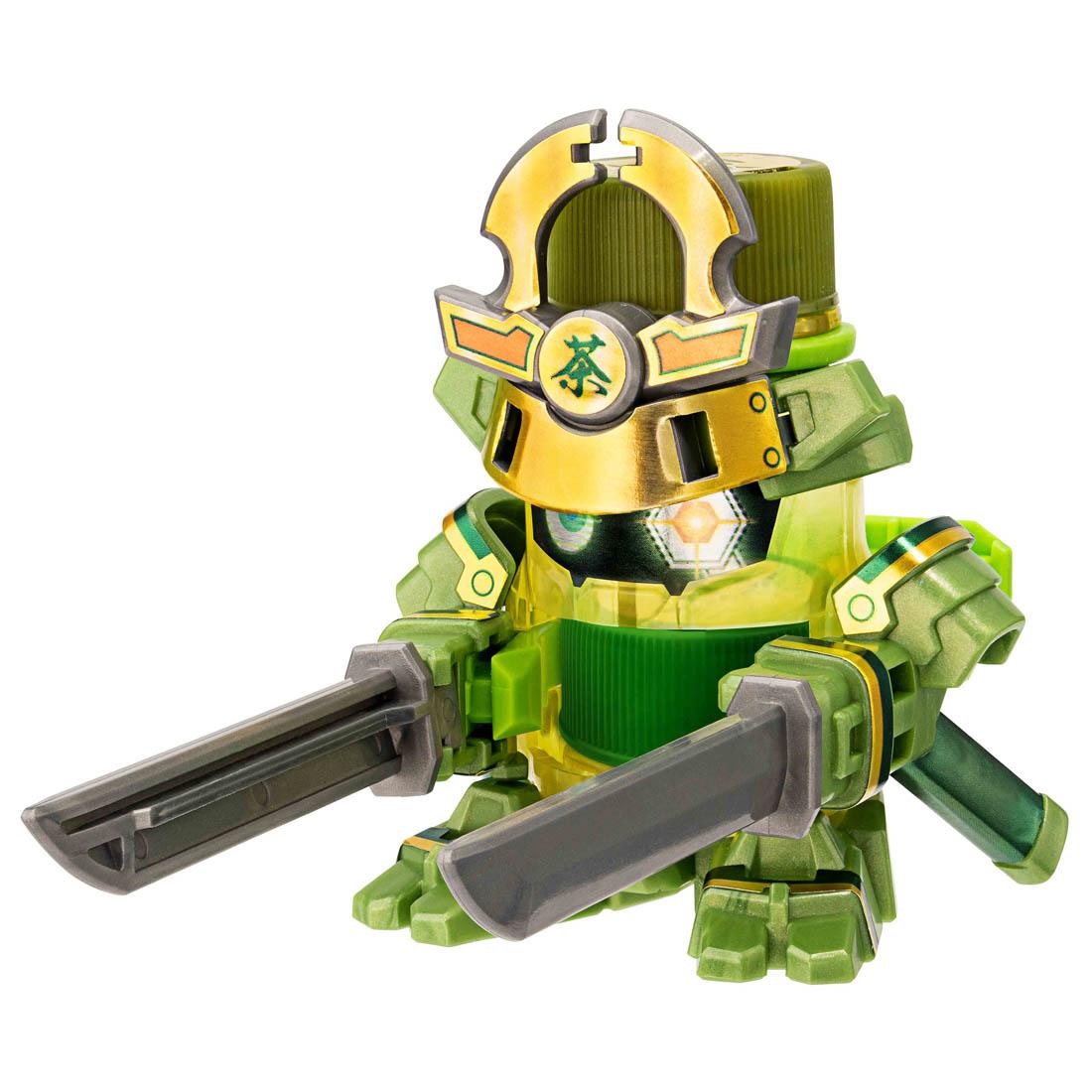 キャップ革命 ボトルマン『BOT-01 コーラマル』おもちゃ-008