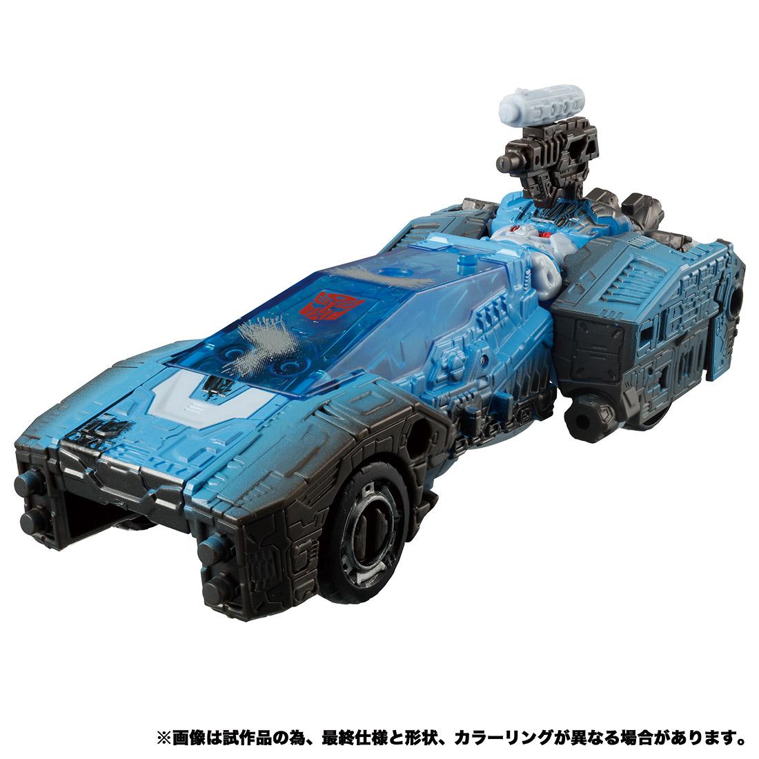 トランスフォーマー ウォーフォーサイバトロン『WFC-03 クロミア』可変可動フィギュア-002
