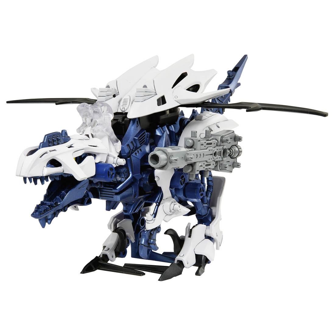ゾイドワイルド『ZW48 ギルラプターLC』組み立て可動フィギュア-003
