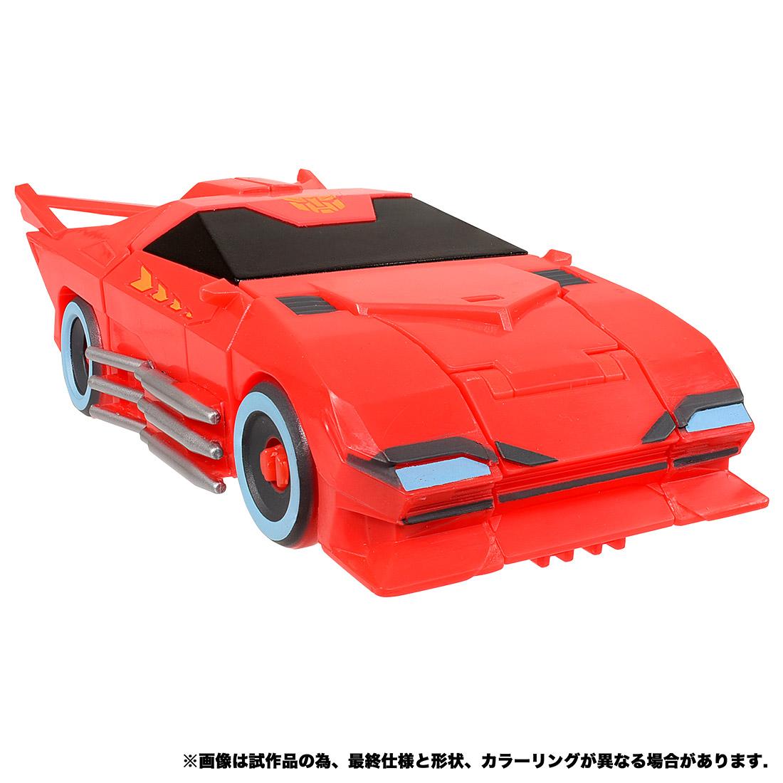 【限定販売】サイバーバース アクションマスター04『バンブルビー』トランスフォーマー 可変可動フィギュア-008
