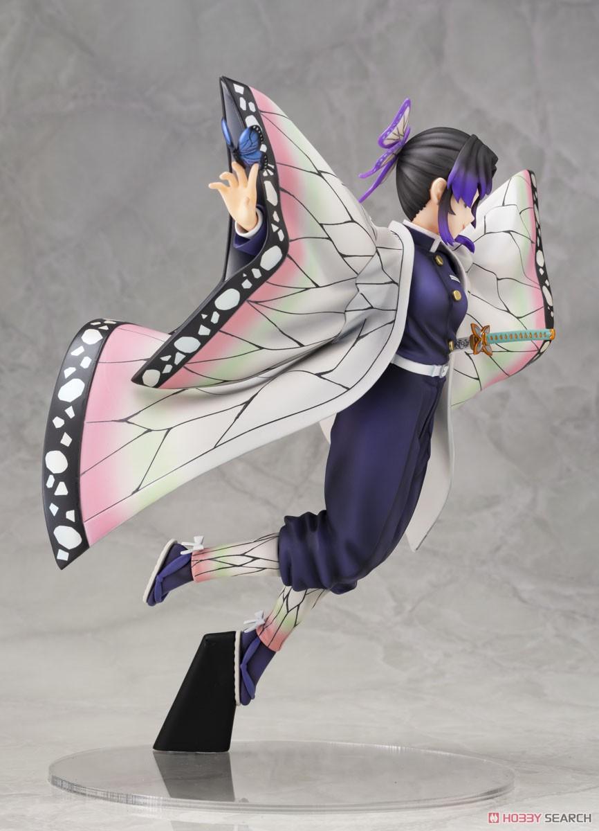 鬼滅の刃『胡蝶しのぶ』1/7 完成品フィギュア-003