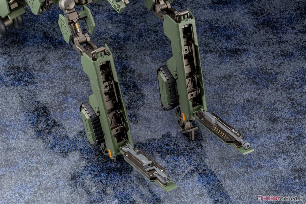 ヘキサギア『ハイトレーガー』1/24 キットブロック-006