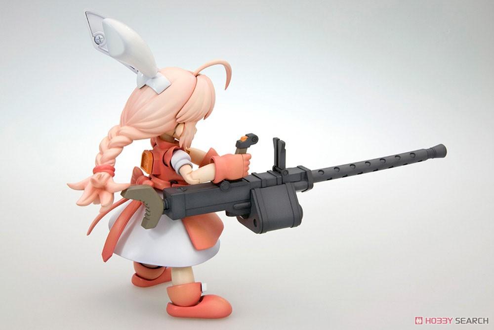 一撃殺虫!!ホイホイさん NEW EDITION『ホイホイさん ~重戦闘Ver.~ NEW EDITION』1/1 プラモデル-008