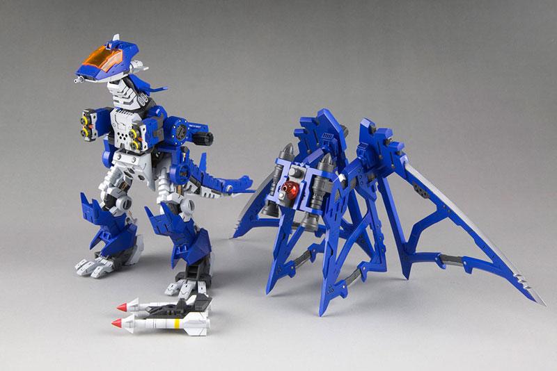 HMM『RZ-010 プテラスボマー マーキングプラスVer.』ゾイド 1/72 プラモデル-018