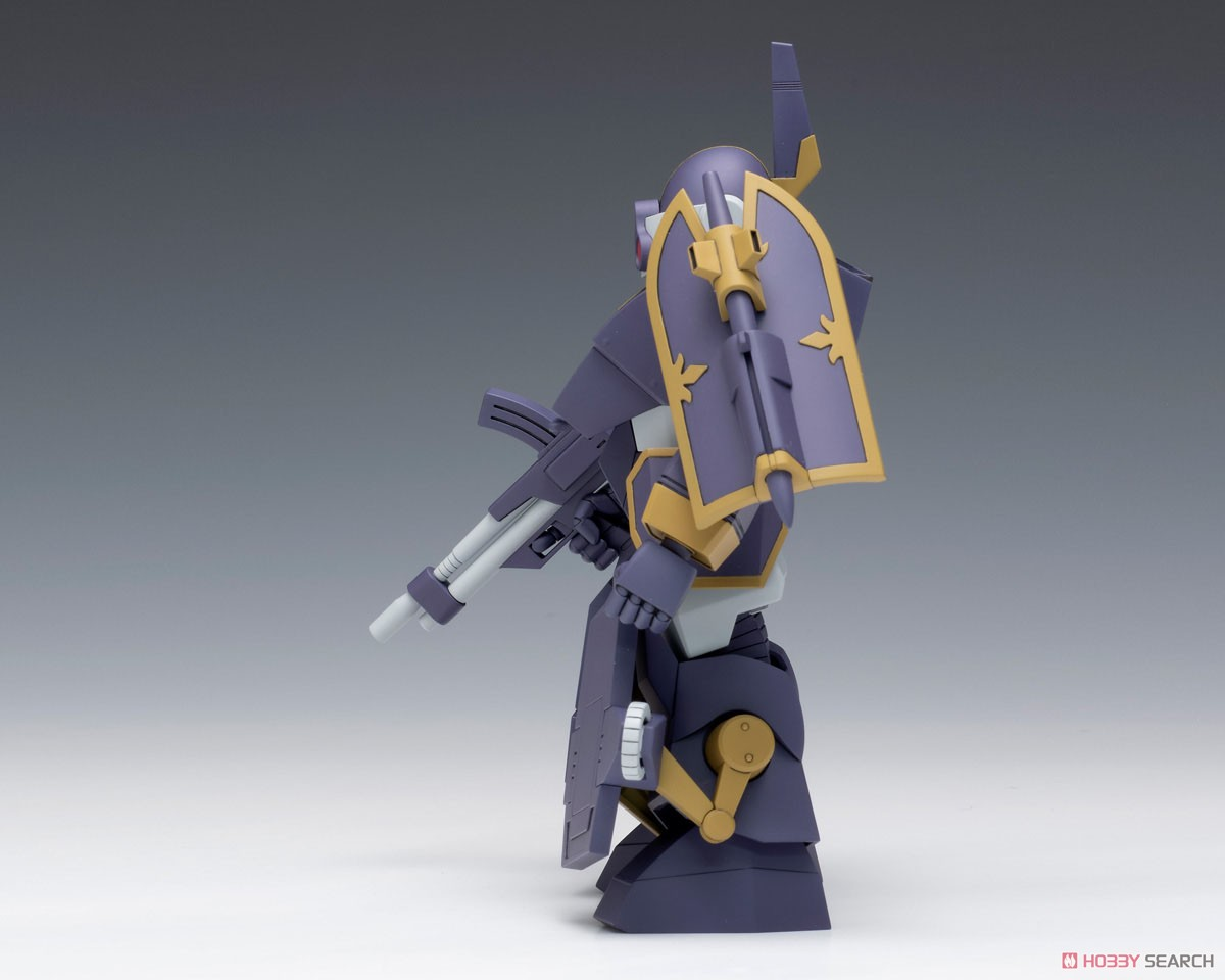 装甲騎兵ボトムズ『ベルゼルガWP[PS版]初回限定生産版』1/35 プラモデル-008