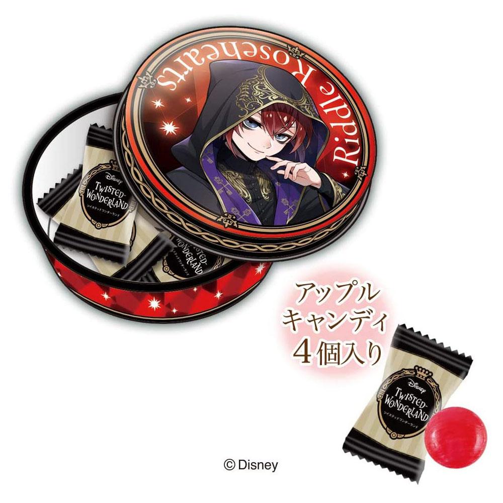 【食玩】ツイステ『ディズニー ツイステッドワンダーランド プチキャン』10個入りBOX-004