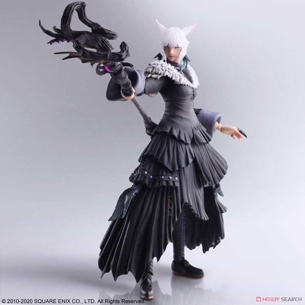 BRING ARTS『ヤ・シュトラ』ファイナルファンタジーXIV 可動フィギュア-005