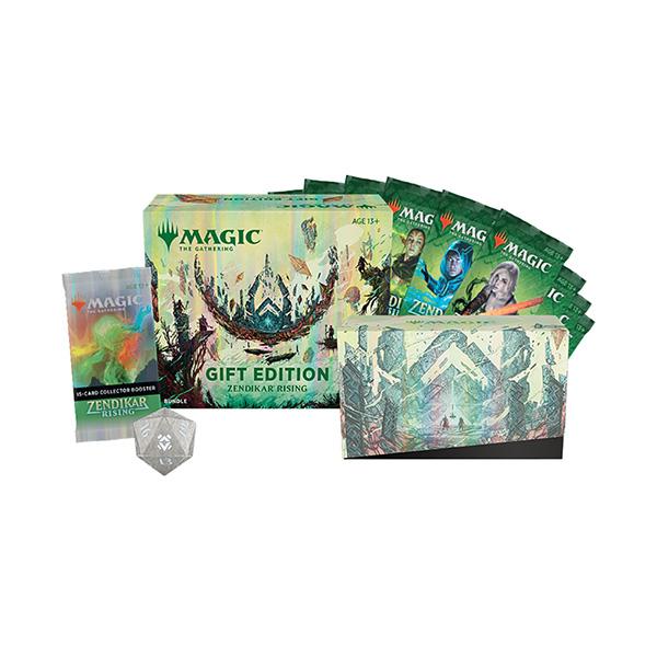 【英語版】MTG『ゼンディカーの夜明け Bundle Gift Edition(英語版のみ)』セット