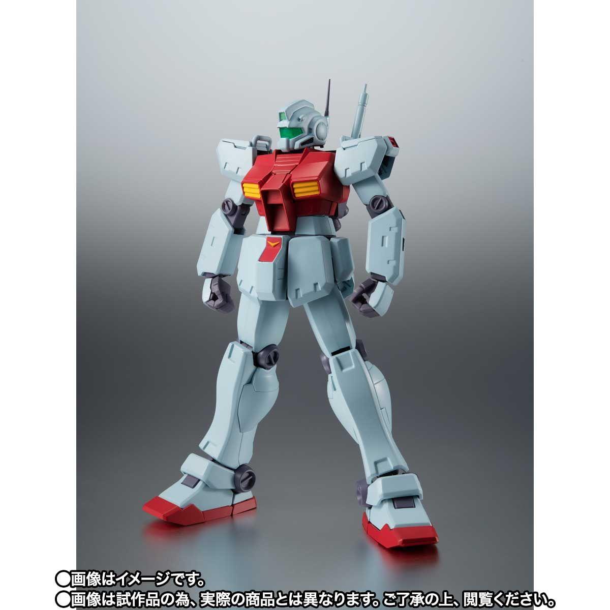 【限定販売】ROBOT魂〈SIDE MS〉『RGM-79C ジム改 宇宙戦仕様 ver. A.N.I.M.E.』ガンダム0083 可動フィギュア-002