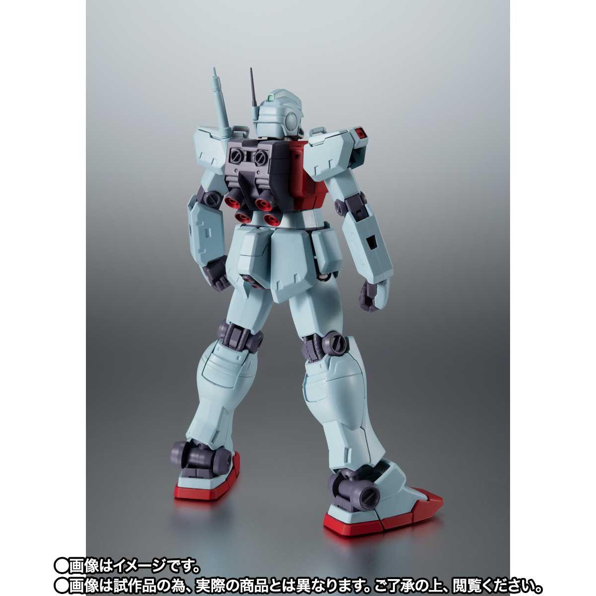 【限定販売】ROBOT魂〈SIDE MS〉『RGM-79C ジム改 宇宙戦仕様 ver. A.N.I.M.E.』ガンダム0083 可動フィギュア-003