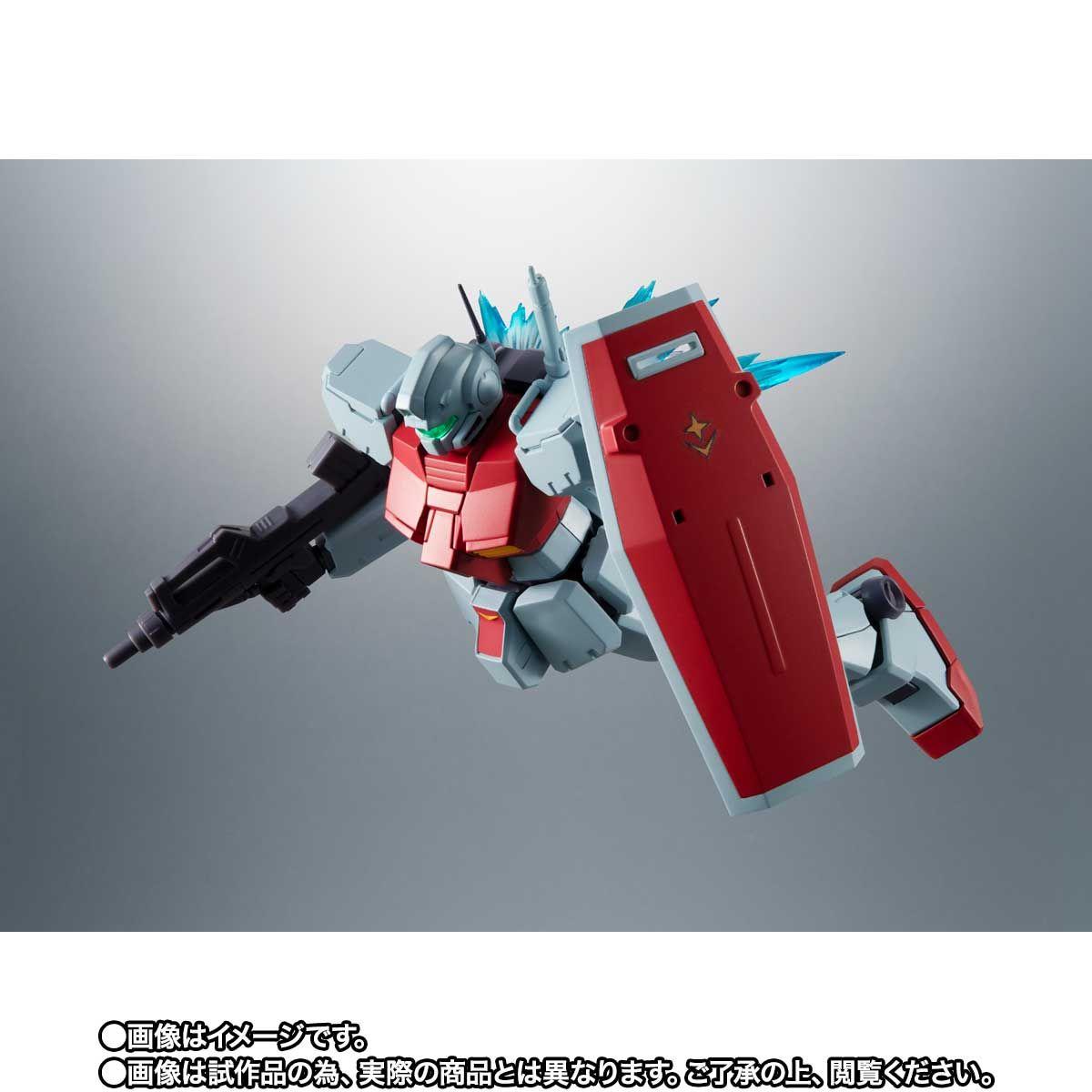【限定販売】ROBOT魂〈SIDE MS〉『RGM-79C ジム改 宇宙戦仕様 ver. A.N.I.M.E.』ガンダム0083 可動フィギュア-004