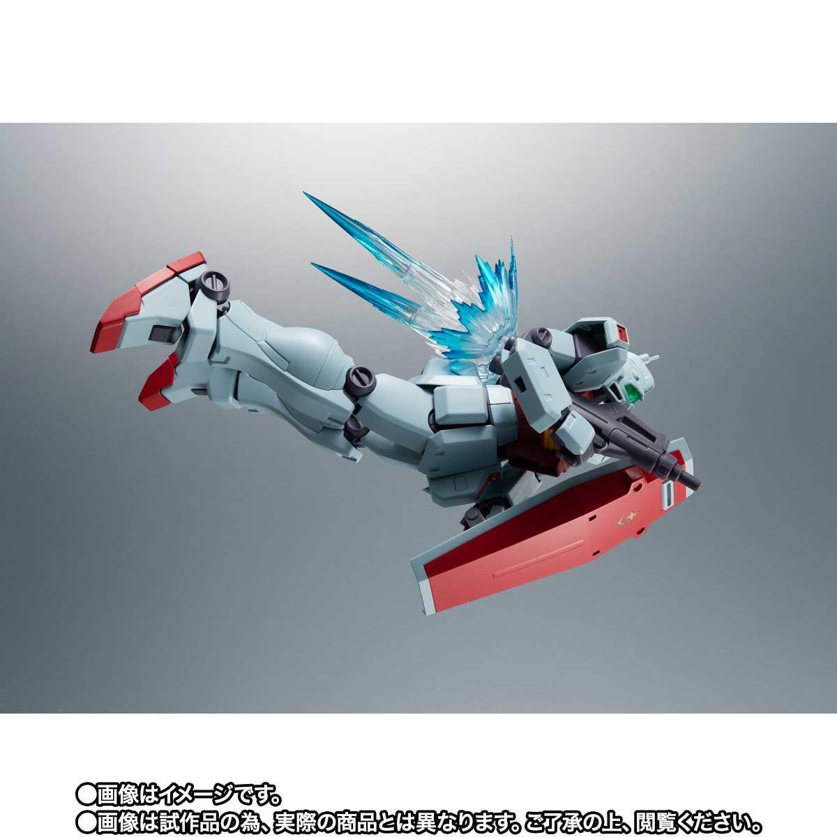 【限定販売】ROBOT魂〈SIDE MS〉『RGM-79C ジム改 宇宙戦仕様 ver. A.N.I.M.E.』ガンダム0083 可動フィギュア-005