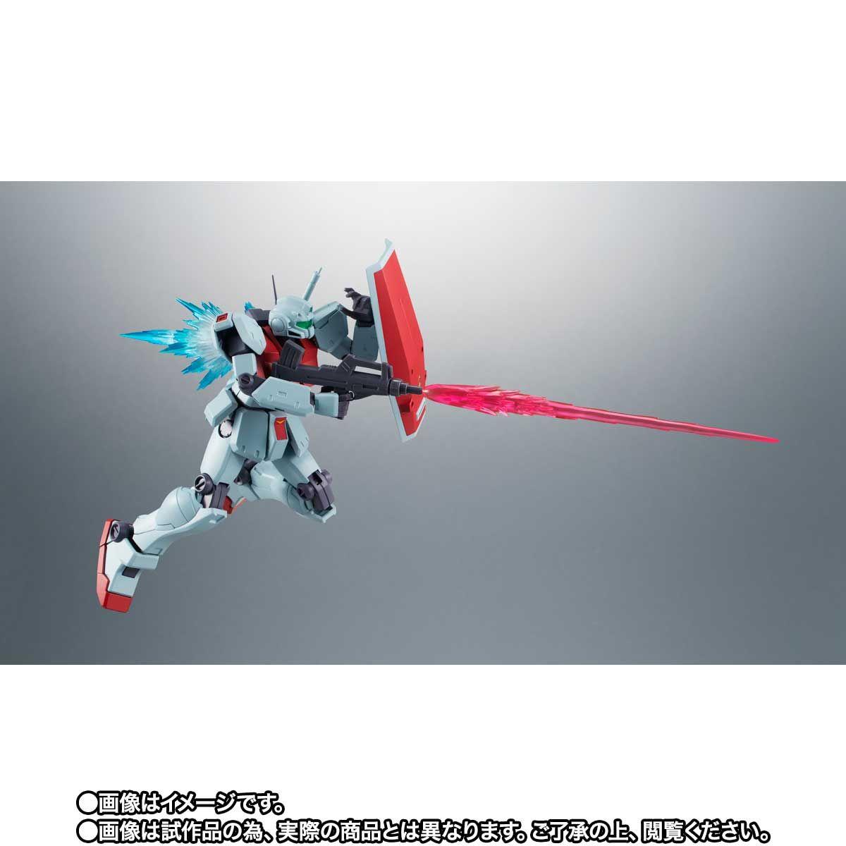 【限定販売】ROBOT魂〈SIDE MS〉『RGM-79C ジム改 宇宙戦仕様 ver. A.N.I.M.E.』ガンダム0083 可動フィギュア-006