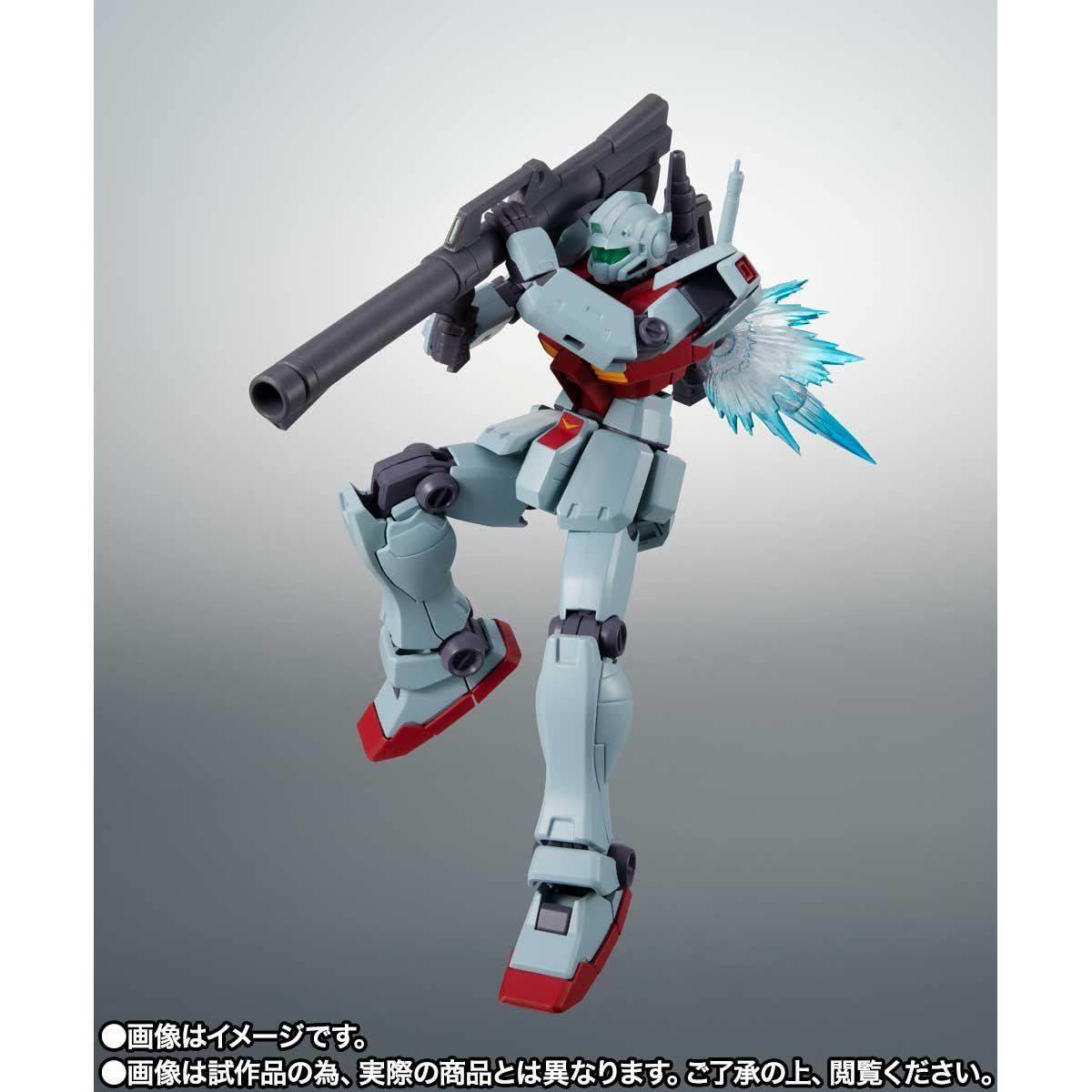 【限定販売】ROBOT魂〈SIDE MS〉『RGM-79C ジム改 宇宙戦仕様 ver. A.N.I.M.E.』ガンダム0083 可動フィギュア-008