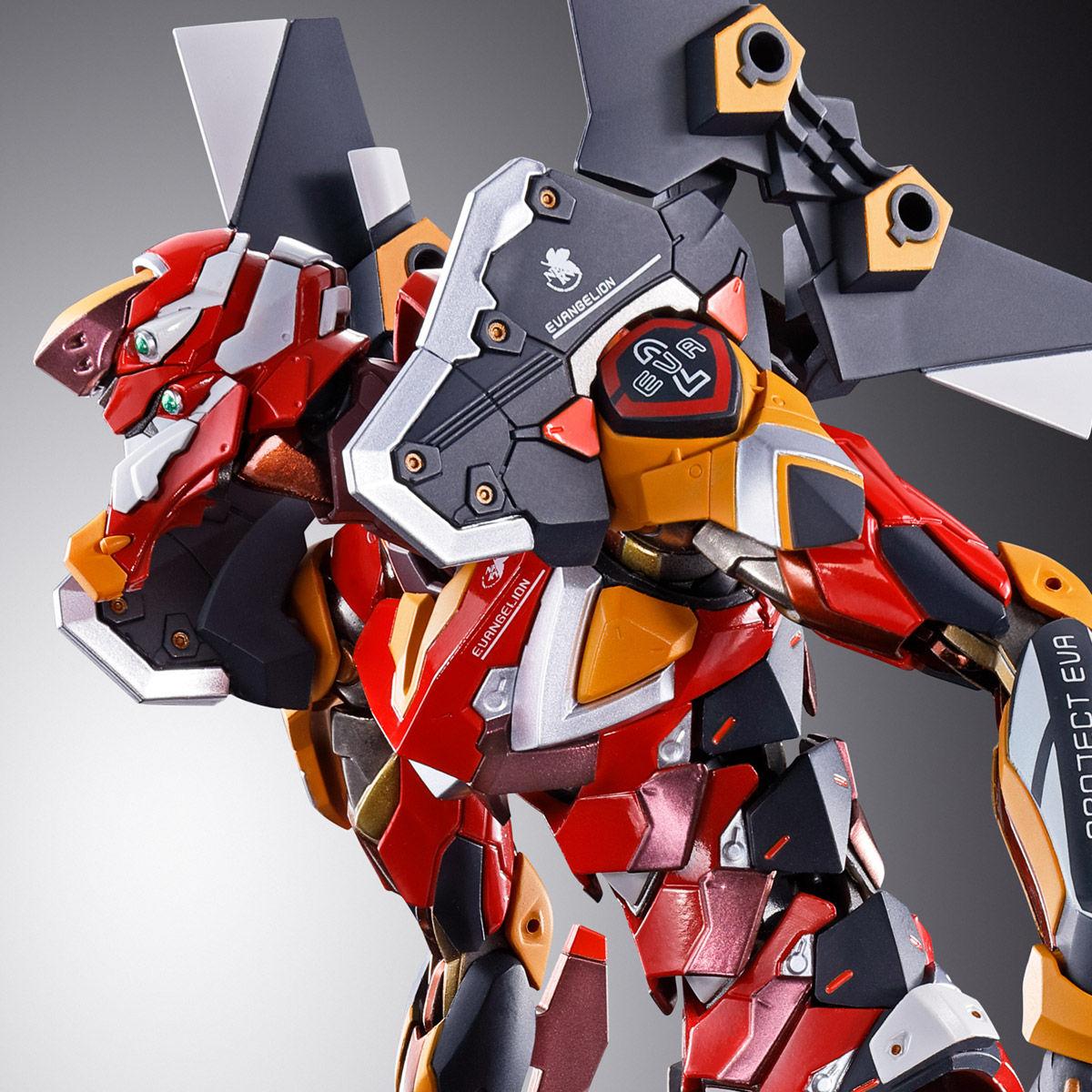 【限定販売】METAL BUILD『エヴァンゲリオン2機[EVA2020]』新世紀エヴァンゲリオン 可動フィギュア-001